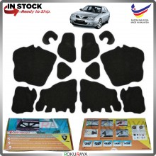 (LASER CUT) Proton Waja Carfit FRONT BONNET Deadening Sound Proof Heat Insulation Mat