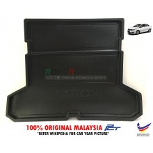 Proton Preve Custom Fit Original PE Non Slip Rear Trunk Boot Cargo Tray