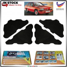 (LASER CUT) Proton Iswara (SEDAN) Carfit REAR BOOT Trunk Bonnet Deadening Sound Proof Heat Insulation Mat