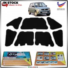 (LASER CUT) Perodua Kelisa Carfit FRONT BONNET Deadening Sound Proof Heat Insulation Mat