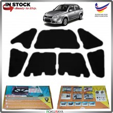 (LASER CUT) Proton Saga BLM FL FLX Carfit FRONT BONNET Deadening Sound Proof Heat Insulation Mat