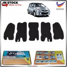 (LASER CUT) Perodua Myvi Old (1st Gen) Carfit FRONT BONNET Deadening Sound Proof Heat Insulation Mat
