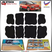 (LASER CUT) Proton Saga Old Carfit FRONT BONNET Deadening Sound Proof Heat Insulation Mat