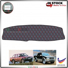Ford Ranger UN 1996-2008 RR Malaysia Custom Fit Dashboard Cover (RED LINE)