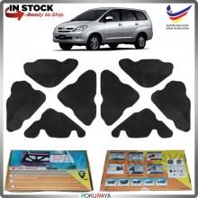 (LASER CUT) Toyota Innova (1st Gen) 2004-2014 Carfit FRONT BONNET Deadening Sound Proof Heat Insulation Mat