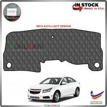 Chevrolet Cruze J300 (1st Gen) RR Malaysia Custom Fit Dashboard Cover (BLACK LINE)