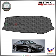 BMW 5 Series E60 RR Malaysia Custom Fit Dashboard Cover (BLACK LINE)