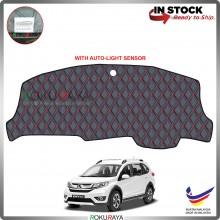 Honda BRV BR-V 2015 RR Malaysia Custom Fit Dashboard Cover (RED LINE)