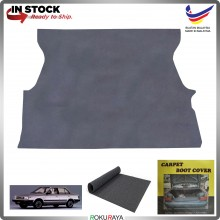 Nissan Sunny B11 130Y Malaysia Custom Fit Carpet Rear Trunk Boot Cargo Cover