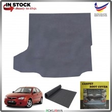 Proton Gen 2 Gen2 Malaysia Custom Fit Carpet Rear Trunk Boot Cargo Cover