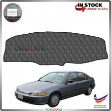 Honda Civic EG SR4 1991-1995 RR Malaysia Custom Fit Dashboard Cover (BLACK LINE)