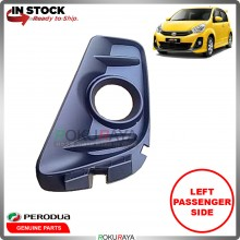 Perodua Myvi Extreme Front Bumper Spotlight Fog Lamp Cover OEM Replacement Spare Part (LEFT)