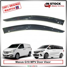 Maxus G10 MPV 2 Door AG Door Visor Air Press Wind Deflector (Big 12cm Width)