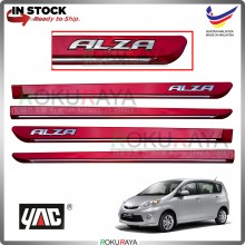 Perodua Alza Original Side Door Moulding Garnish Body Lining Panel (R68 PASSION RED)
