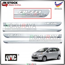 Perodua Alza Original Side Door Moulding Garnish Body Lining Panel (W09 SOLID WHITE)