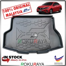 Honda City (7th Gen) 2020 Custom Fit Original PE Non Slip Rear Trunk Boot Cargo Tray
