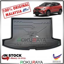 Proton X50 SUV Custom Fit Original PE Non Slip Rear Trunk Boot Cargo Tray