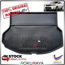 Toyota Harrier ACU60 XU60 (3rd Gen) Custom Fit Original PE Non Slip Rear Trunk Boot Cargo Tray
