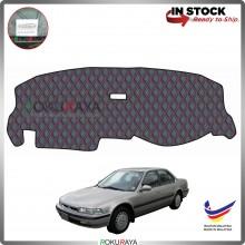 Honda Accord SM4 RR Malaysia Custom Fit Dashboard Cover (RED LINE)