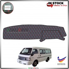 Ford Econovan 1.4cc 1.8cc Petrol RR Malaysia Custom Fit Dashboard Cover (RED LINE)