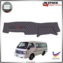 Ford Maxi 2.5cc 2.2cc Diesel RR Malaysia Custom Fit Dashboard Cover (RED LINE)