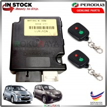 Perodua Myvi (1st Gen) 2005-2011 Original Security Alarm Button Replacement Spare Part