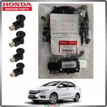 [METALLIC BLACK] Honda City GM6 T9A (6th Gen) 2014-2019 Original Reverse Sensor Ring System Buzzer 4 Eyes Replacement Spare Part