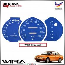 [1.5 MANUAL] Proton Wira Satria Putra Meter Panel Garnish Decoration Cover Car Accessories Parts