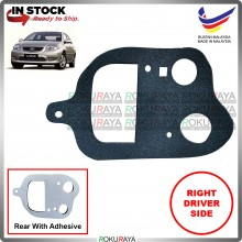 [RIGHT DRIVER SIDE] Toyota Vios Orga NCP42 Rear Tail Lamp Gasket Insulation Mat Adhesive Glue Peelable Cover Car Parts
