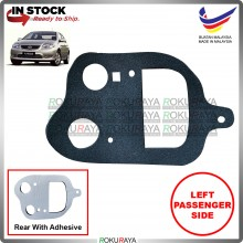 [LEFT PASSENGER SIDE] Toyota Vios Orga NCP42 Rear Tail Lamp Gasket Insulation Mat Adhesive Glue Peelable Cover Car Parts