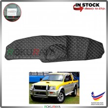 [BLACK LINE] Mitsubishi Storm L200 RR Dashboard Cover Leather PU PVC Black Car Accessories Parts