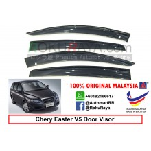 Chery Eastar Easter V5 AG Door Visor Air Press Wind Deflector (Big 12cm Width)