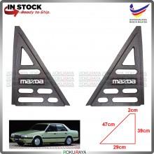 Mazda 626 GC SEDAN Vintage Rear Triangle Side Window Mirror Cover Car Accessories Parts