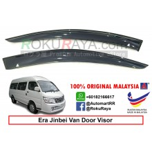 Era Jinbei 2.2L AG Door Visor Air Press Wind Deflector (Big 12cm Width)