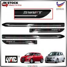 [METALLIC BLACK] Suzuki Swift Old Sports Original Side Door Moulding Garnish Body Lining Panel Car Accessories Parts