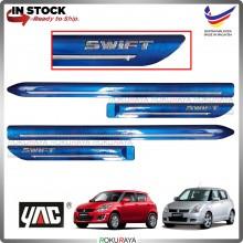 [METALLIC BLUE] Suzuki Swift Old Sports Original Side Door Moulding Garnish Body Lining Panel Car Accessories Parts