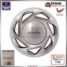 [ORGINAL] Proton Wira R14'' Inch Car Wheel Cover Tyre Center Hub Cap Steel Rim Car Accessories Local Parts