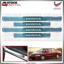 [BESI] Honda Accord SV4 1994-1998 Stainless Steel Chrome Side Sill Kicking Plate Garnish Moulding Cover Trim Car
