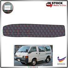 [RED LINE] Mitsubishi Delica Starwagon L300 RR Dashboard Cover Leather PU PVC Black Car Accessories Parts