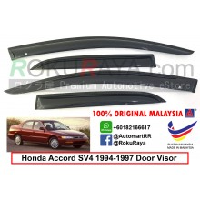 Honda Accord 2.2 SV4 ( 5th Gen ) 1994-1997 AG Door Visor Air Press Wind Deflector (Small 7cm Width)