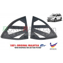 Honda BRV BR-V 2015 Rear Triangle Side Window Mirror Cover
