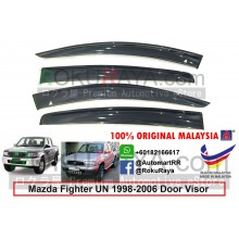 Mazda Fighter UN (5th Gen) 1998-2006 AG Door Visor Air Press Wind Deflector (Big 12cm Width)