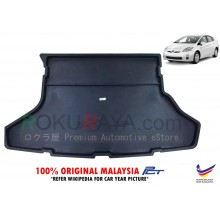 Toyota Prius XW30 (3rd Gen) 2009-2015 Custom Fit Original PE Non Slip Rear Trunk Boot Cargo Tray