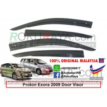 Proton Exora 2009 AG Door Visor Air Press Wind Deflector (AG Mugen Design)