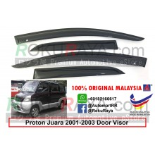 Proton Juara 2001-2003 AG Door Visor Air Press Wind Deflector (Small 7cm Width)