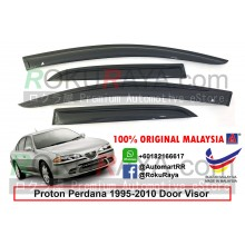 Proton Perdana (1st Gen) 1995-2010 AG Door Visor Air Press Wind Deflector (Small 7cm Width)