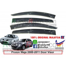 Proton Waja 2000-2011 AG Door Visor Air Press Wind Deflector (Big 12cm Width)