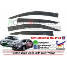 Proton Waja 2000-2011 AG Door Visor Air Press Wind Deflector (AG Mugen Design)