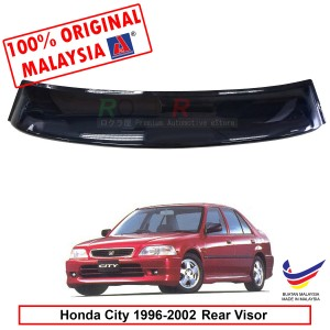 Honda City SX8 (3rd Gen) 1996-2002 AG Rear Wing Spoiler Visor Windscreen Sun Shade (Big 20cm)