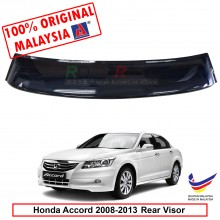 Honda Accord (8th Gen) 2008-2013 AG Rear Wing Spoiler Visor Windscreen Sun Shade (Big 20cm)